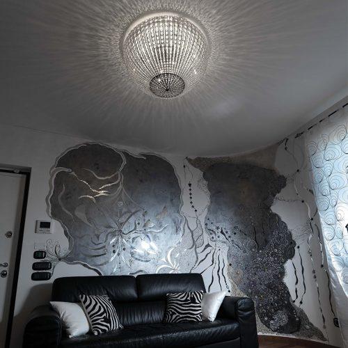 marchetti-illuminazione-helios-pl70-ambient-black-sofa