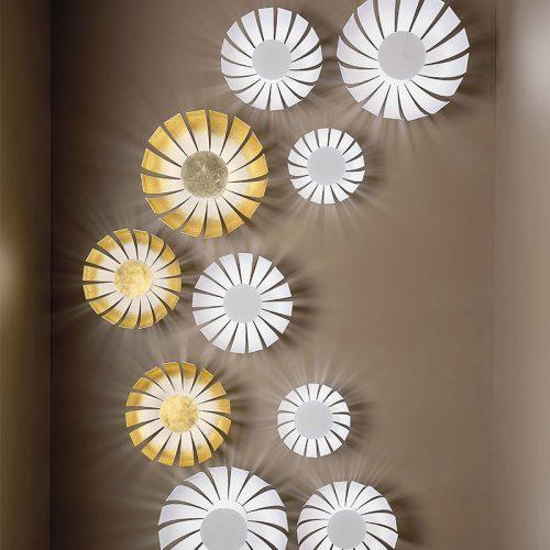 marchetti-illuminazione-loto-gold-white-lights