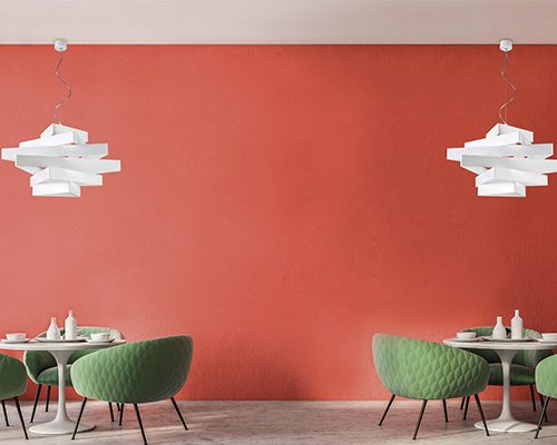 marchetti-illuminazione-miles-white-table-red-background