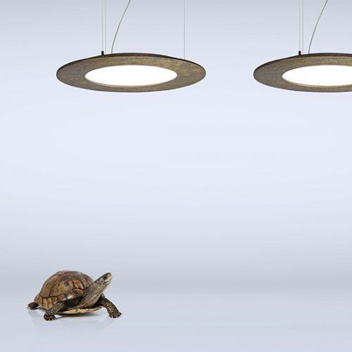 Marchetti-illuminazione-suspension-materica-round-brass