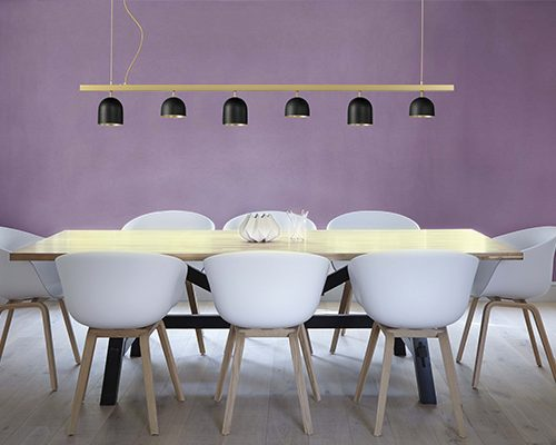 marchetti-illuminazione-dome-black-gold-chairs-table-purple-bg
