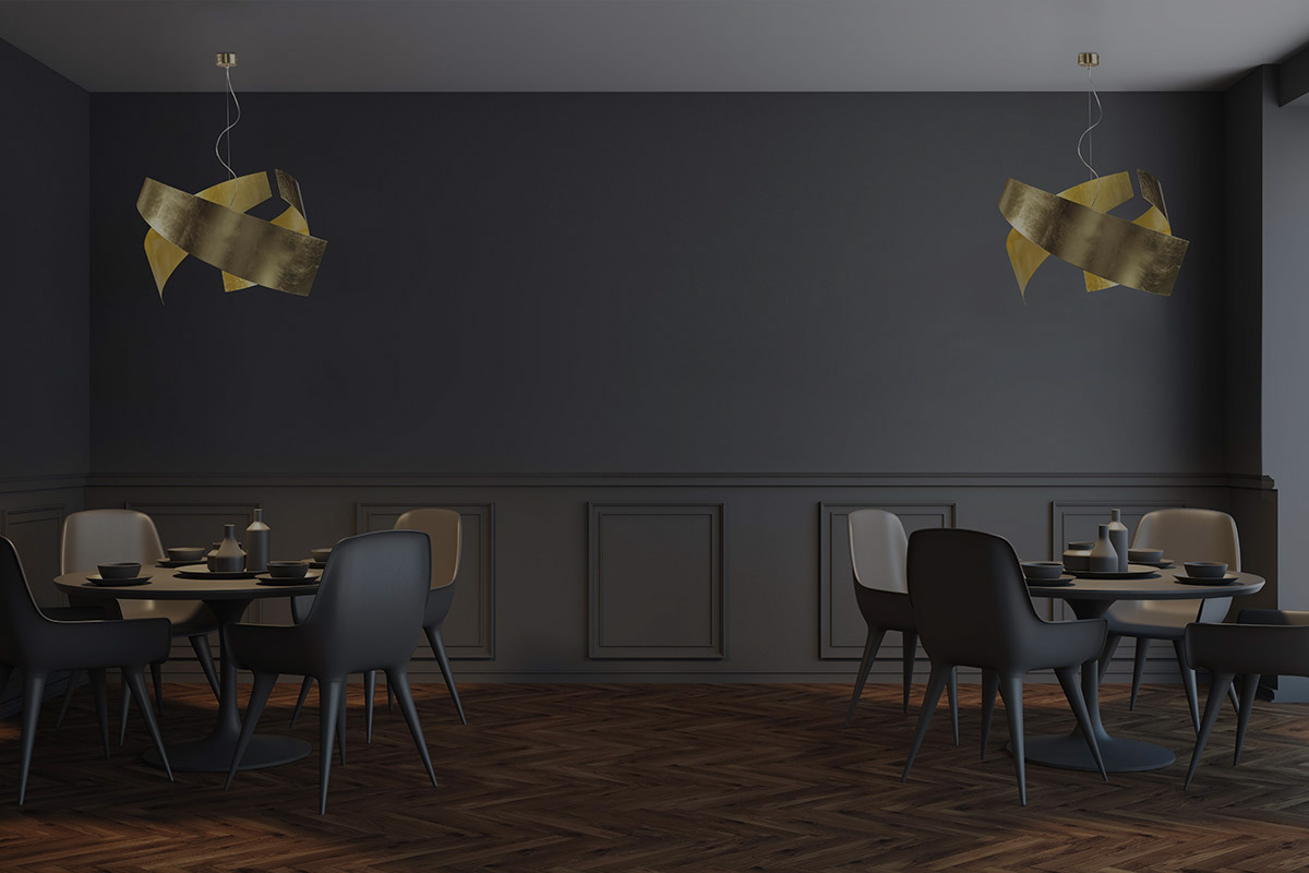 Designer pendant lights for restaurants: which model to choose?